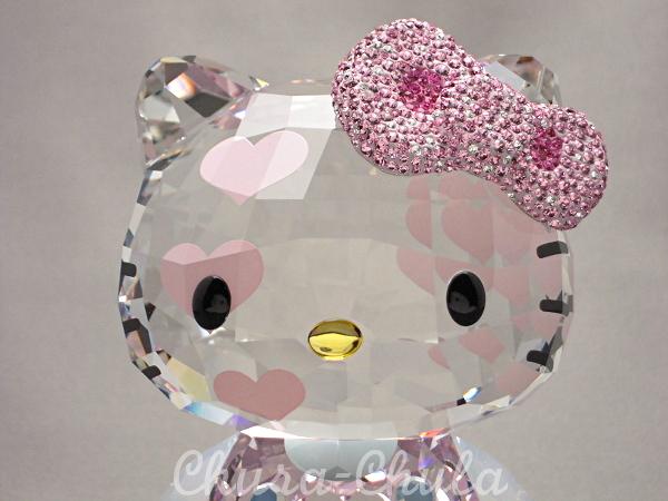 [Pick Up]SWAROVSKI 『Hello Kitty Hearts(ハローキティ・ハート)・2012年限定品』 スワロフスキー商品番号1142934